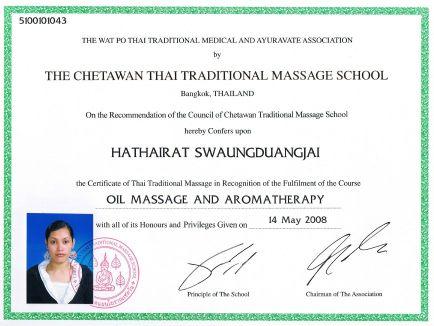 service massage weinig